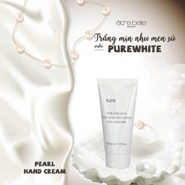 Purewhite Pearl Hand Cream