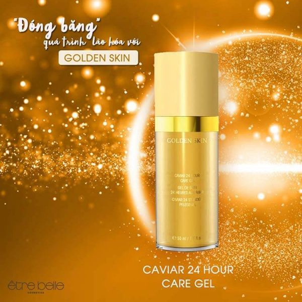 Caviar 24 hour care gel