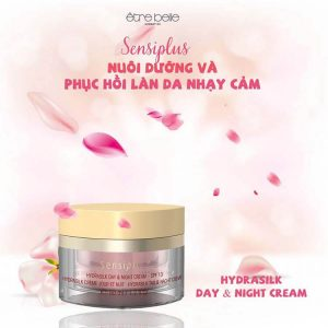 Hydrasilk day night cream